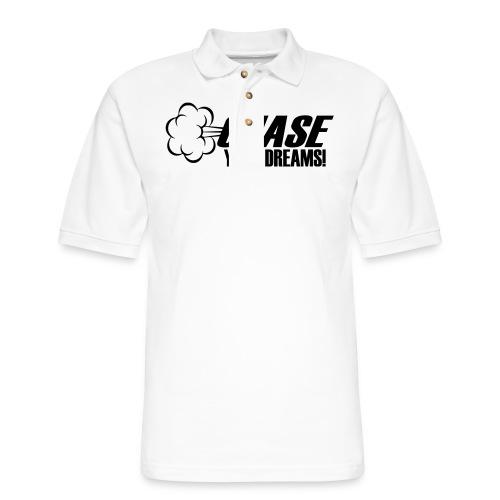 Chase your Dreams [Women] - Men's Pique Polo Shirt