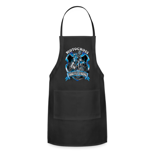 Motocross Throttle Strong - Adjustable Apron