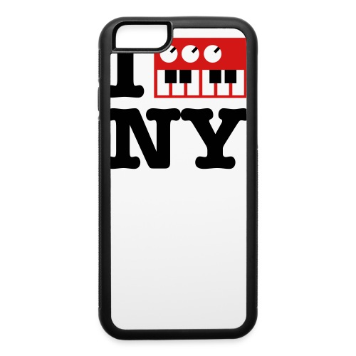 I Synthesize New York - iPhone 6/6s Rubber Case