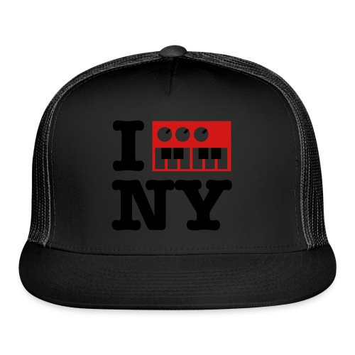 I Synthesize New York - Trucker Cap