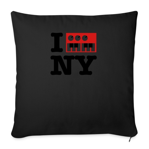 I Synthesize New York - Throw Pillow Cover