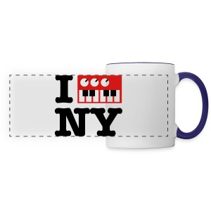 I Synthesize New York - Panoramic Mug
