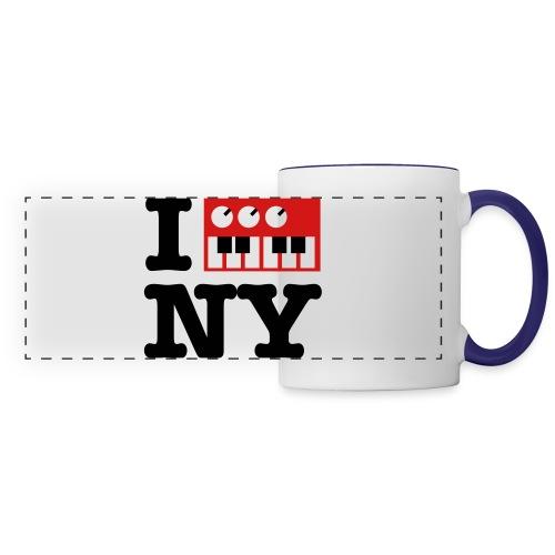 I Synthesize New York - Panoramic Mug