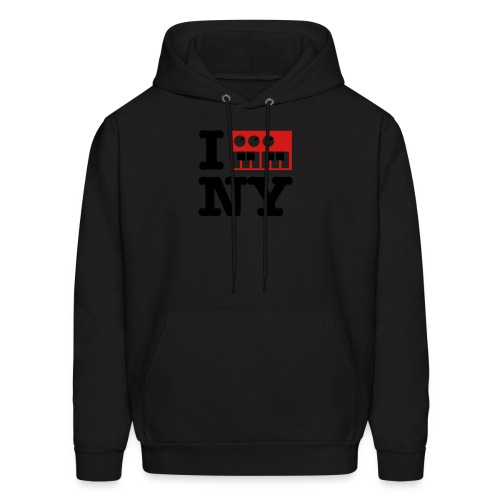 I Synthesize New York - Men's Hoodie