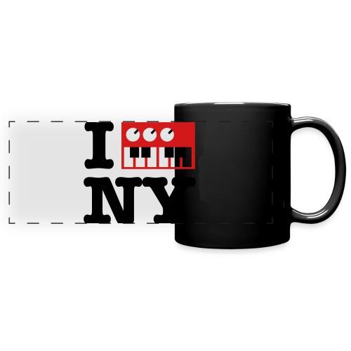 I Synthesize New York - Full Color Panoramic Mug