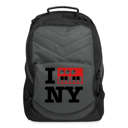 I Synthesize New York - Computer Backpack
