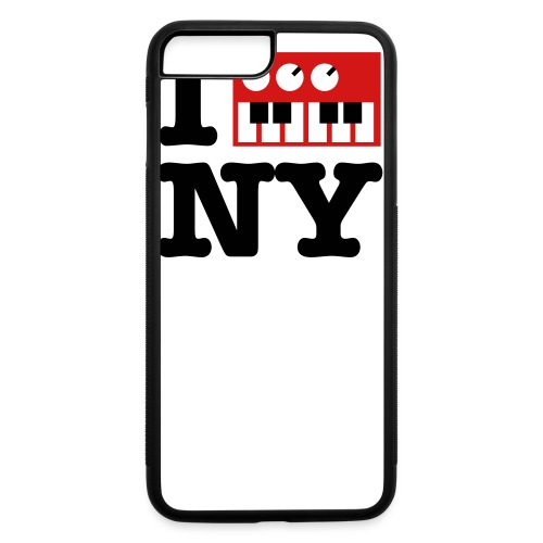 I Synthesize New York - iPhone 7 Plus/8 Plus Rubber Case