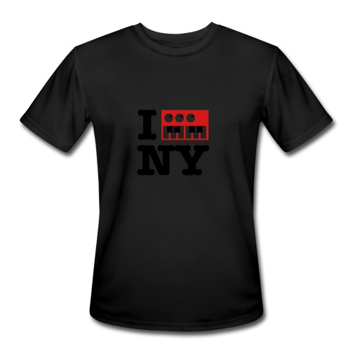 I Synthesize New York - Men's Moisture Wicking Performance T-Shirt