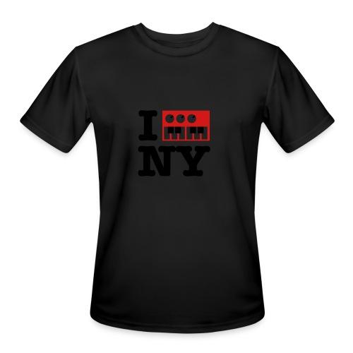 I Synthesize New York - Men's Moisture Wicking Performance T-Shirt