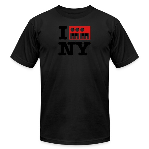 I Synthesize New York - Men's Fine Jersey T-Shirt