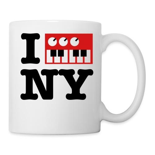 I Synthesize New York - Coffee/Tea Mug