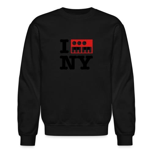 I Synthesize New York - Crewneck Sweatshirt