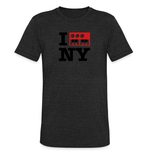I Synthesize New York - Unisex Tri-Blend T-Shirt