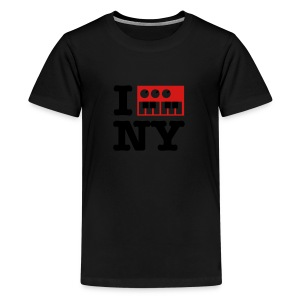 I Synthesize New York - Kids' Premium T-Shirt