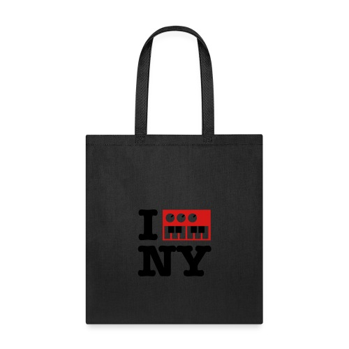 I Synthesize New York - Tote Bag