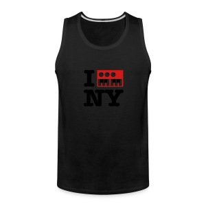 I Synthesize New York - Men's Premium Tank