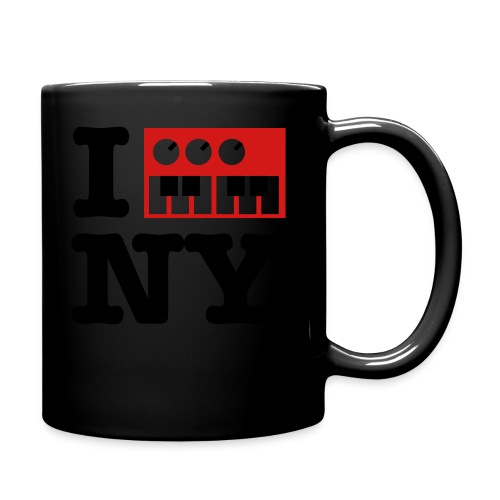 I Synthesize New York - Full Color Mug