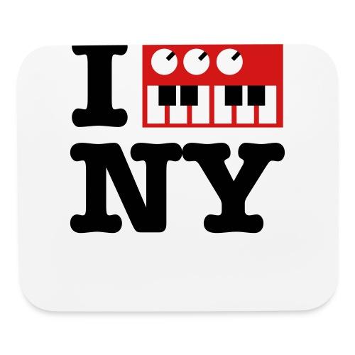 I Synthesize New York - Mouse pad Horizontal