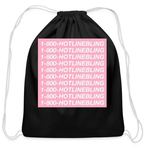 1800HOTLINEBLING - Cotton Drawstring Bag
