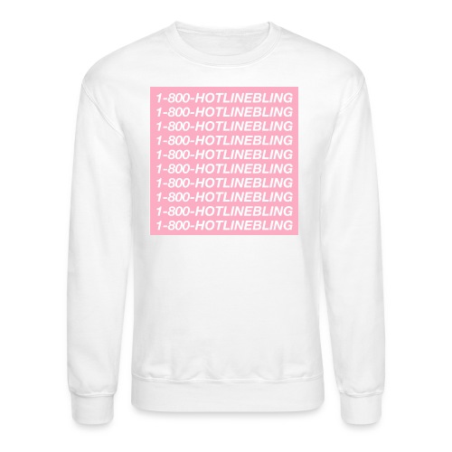 1800HOTLINEBLING - Crewneck Sweatshirt