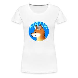 HANA Women's Tank Top  - Women's Premium T-Shirt