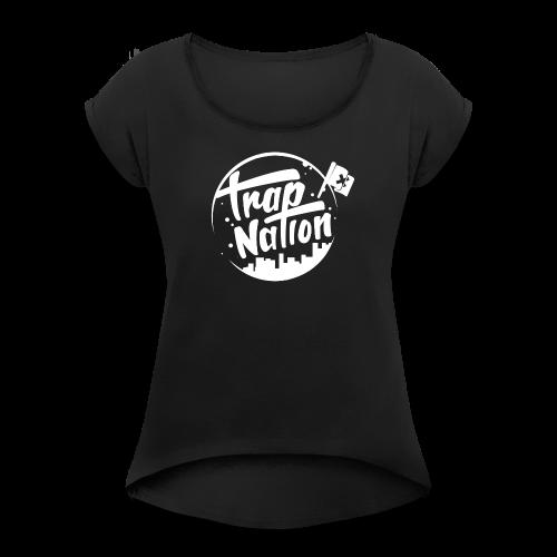 Girls - Women's Roll Cuff T-Shirt