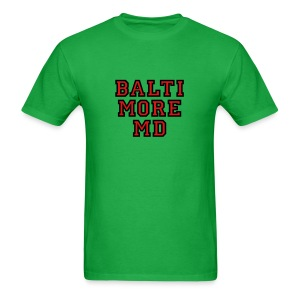Baltimore MD Kid's T-Shirt College Style - Men's T-Shirt