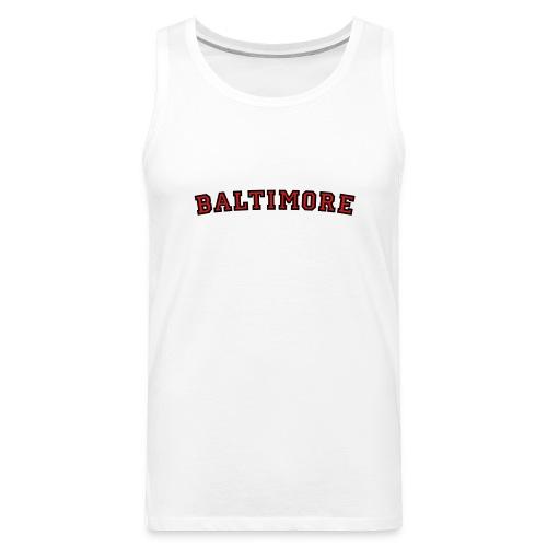 Baltimore College Style Design