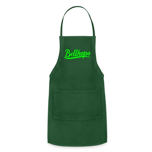 Bellhops Green Women - Adjustable Apron