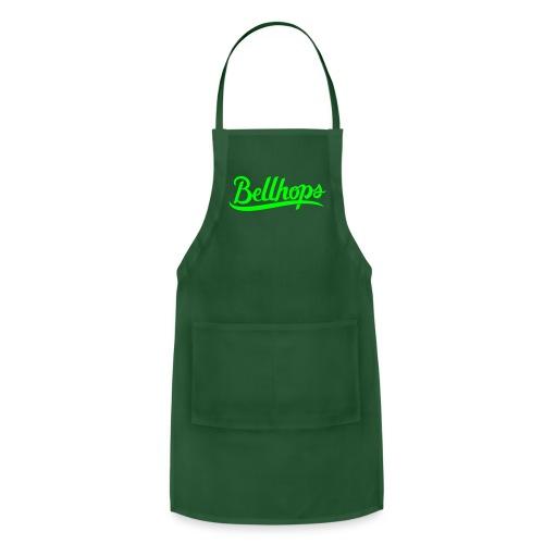 Bellhops Green Women - Adjustable Apron