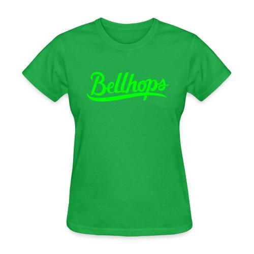 Bellhops Green Women - Women's T-Shirt