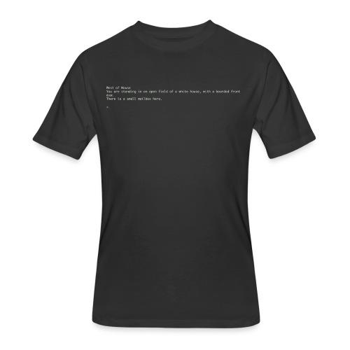 Zork The Beginning - Men's 50/50 T-Shirt