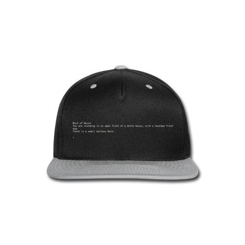 Zork The Beginning - Snap-back Baseball Cap