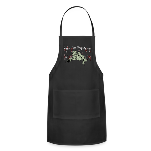 T- Shirt 2 - Adjustable Apron