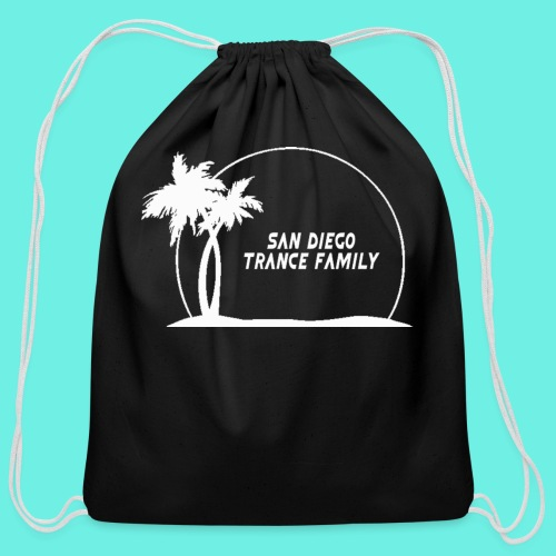 SDTF Logo-White T-Shirts - Cotton Drawstring Bag