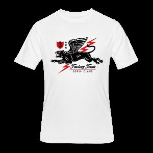 Winged Panther - Men's 50/50 T-Shirt