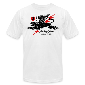 Winged Panther - Men's Fine Jersey T-Shirt
