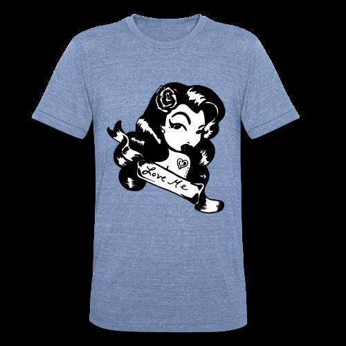 Love Me - Unisex Tri-Blend T-Shirt