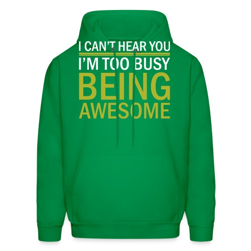 Being Awesome - Men's Hoodie