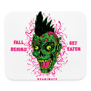 Fall Behind-Ringer - Mouse pad Horizontal