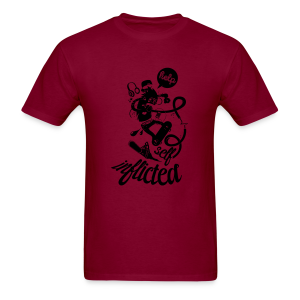 Self Inflctd - Men's T-Shirt