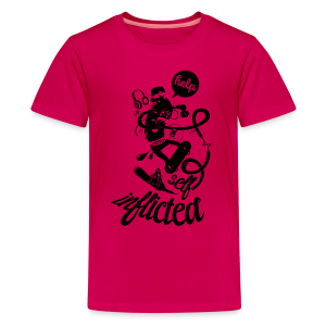 Self Inflctd - Kids' Premium T-Shirt