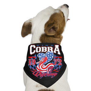 King Cobra Racing - Dog Bandana
