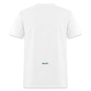 Charlotte, North Carolina Skyline Cup - Men's T-Shirt