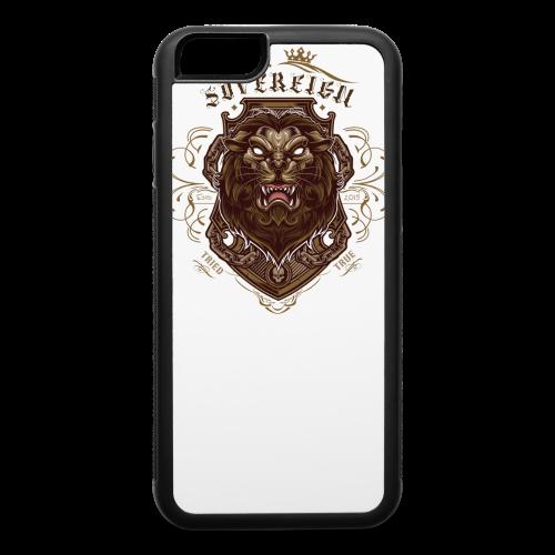 Sovereign Lion-color - iPhone 6/6s Rubber Case