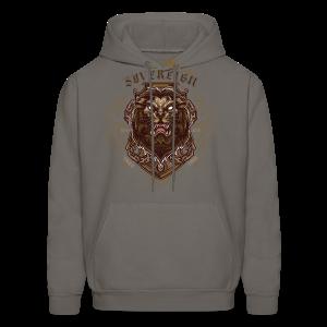 Sovereign Lion-color - Men's Hoodie