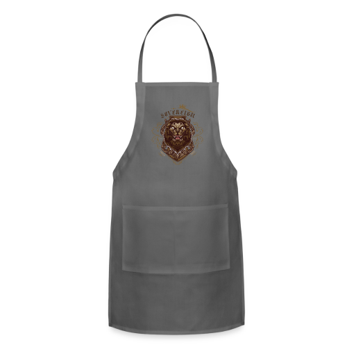 Sovereign Lion-color - Adjustable Apron