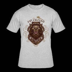 Sovereign Lion-color - Men's 50/50 T-Shirt
