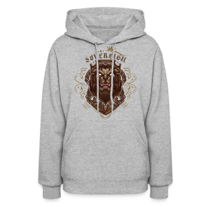 Sovereign Lion-color - Women's Hoodie