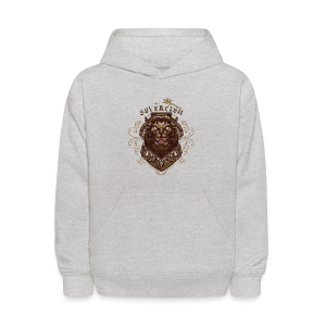 Sovereign Lion-color - Kids' Hoodie